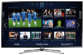 "Телевизор LED 32"" Samsung UE32F6400AK Black FULL HD 3D USB DVB-T2 SMART TV"